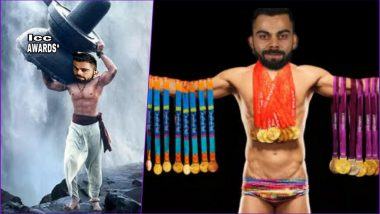 Best Memes on 'Virat Kohli Wins All ICC Awards 2019' by Twitterati Will Make You Feel Proud and Laugh at the Same Time